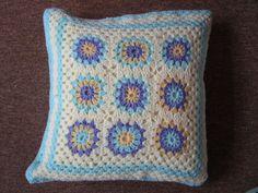 VINTAGE-STYLE-HANDMADE-Crochet-Cushion-Cover-Original-Bespoke-Design