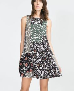 Image 2 of FLARED DRESS from Zara