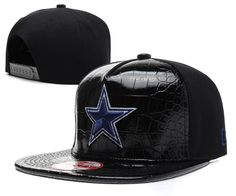 NFL Dallas Cowboys Hats New Era 9FIFTY Snapback leather brim Black 214 Dallas  Cowboys Hats f18d45aa2