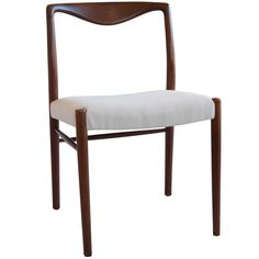 Kai Lyngfeldt Larsen Teak Side Chair for Soren Willadsen 1