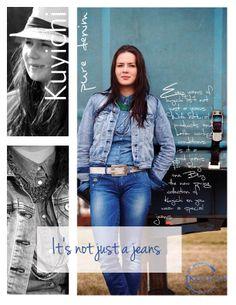 Advertentie Kuyichi jeans
