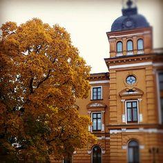 Oulu City Hall.