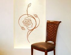 Rose Thorn Decal