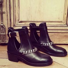 New boots  by Sandro Paris