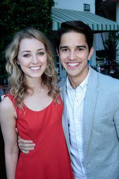 Ella Rae Peck and Joseph Haro are too cute! #WTTF