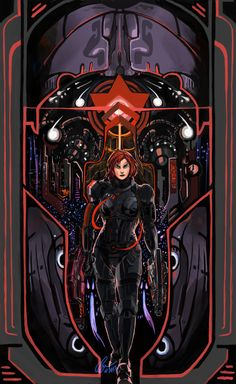 My submission for Day, which is the day Mass Effect fans around the world celebrate and r. Mass Effect Day - The Fireworks of Renegade Mass Effect 1, Mass Effect Universe, Commander Shepard, Fans, Universe Art, Bioshock, Dragon Age, Fireworks, Concept Art