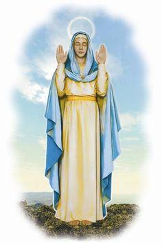 Nossa Senhora do Equilibrio
