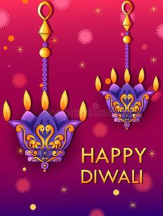 Illustration about Vector design of Happy Diwali traditional festival of India greeting background with colorful diya. Illustration of happy, deepawali, candle - 127283211 Diwali Wishes In Hindi, Happy Diwali Wishes Images, Happy Diwali Wallpapers, Happy Diwali Quotes, Diwali Greeting Card Messages, Diwali Greetings Quotes, Greeting Cards Handmade, Diwali Pooja, Diwali Diy