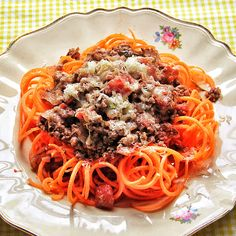 The Insulun Friendly Spaghetti Bolognese