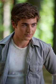 It's Zac Efron's Birthday! Here's Your Present: Charlie St. Cloud But were we ready for those baby blues?
