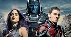 'X-Men: Apocalypse' Synopsis Threatens Worldwide Destruction -- 20th Century Fox and M&M's announce an exclusive partnership with a PR that reveals the official 'X-Men: Apocalypse' synopsis. -- http://movieweb.com/x-men-apocalypse-synopsis-story-plot/