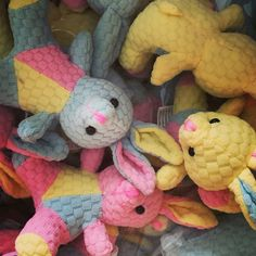 CDH Awareness bunnies for the HOPE Totebags  http://www.cherubs.org