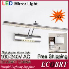 5W LED Bathroom Mirror Light (5531) on Made-in-China.com
