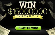 Instant Win Sweepstakes, Online Sweepstakes, Instant Win Games, Instant Cash, Winner Album, Cold Hard Cash, Win For Life, Winner Announcement, Win Cash Prizes