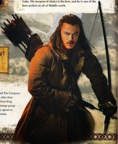 Six dramatic images from the Desolation of Smaug 2014 annual | Hobbit Movie News and Rumors | TheOneRing.net™