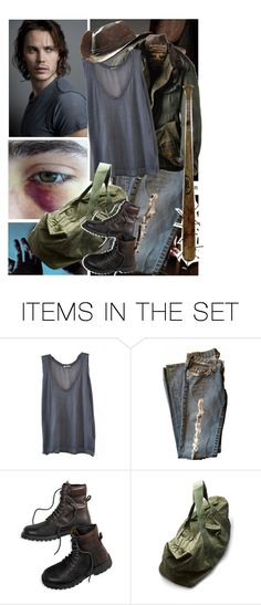 """""""• There's a reckonin' a-comin' And it burns beyond the grave Lead inside my belly 'cause my soul has lost its way  Oh, Lazarus How did your debts get paid? Oh, Lazarus Were you so afraid? •"""" by foreverfrost ❤ liked on Polyvore featuring art"""