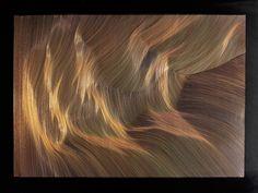 John Franzen, 'Each Line One Breath N° Black Brass 9,' , PARKVIEW ART Hong Kong
