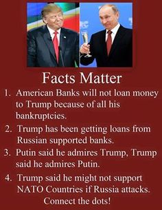 Do Trump supporters know THIS? Don't they care?  #VoteBlueAlways #ClintonKaine2016