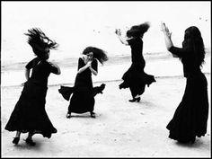 Muestra de Ruven Afanador y la mujer flamenca