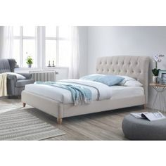 Paturi online   Somproduct Karim Rashid, Thalia, Design Case, Mattress, Minimalism, Bedroom Decor, Ivory, Interior Design, Inspiration