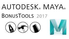 Freebie: 3D: Maya Bonus Tools 2017 available