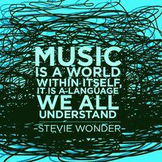 Reposting @jenny.bruce: ❤️🎶❤️🎶❤️🎶 #steviewonder #music #musicquotes