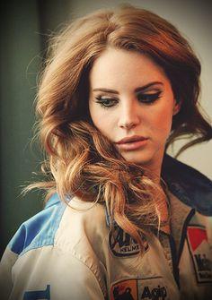 #makeup #lana del Rey