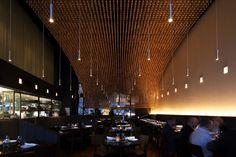 Yasumichi Morita's restaurant design for Ocean Room Sydney