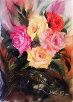 Blerta Fili roses