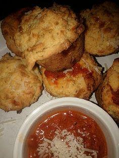 Paleo Pizza Muffins (coconut flour)