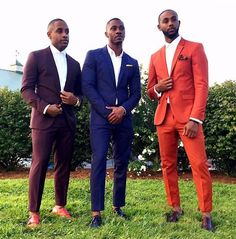 Love these colors Dope Fashion, Daily Fashion, Mens Fashion, Swag, Classy Men, Dapper Men, Tailored Suits, Well Dressed Men, Gentleman Style