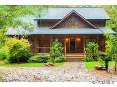 $262,500 ~ Pinned Oct. 2014 - View listing details, photos and virtual tour of the Home for Sale at 168 Cherry Birch Lane Paved, Saluda, NC at HomesAndLand.com.