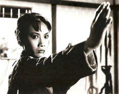 Lady Whirlwind: Kung Fu superstar Angela Mao.