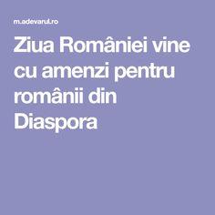 Ziua României vine cu amenzi pentru românii din Diaspora