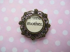 Mother - Fridge Magnet - Recycled Words