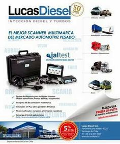 After more than 15 years working within the diagnostic industry, the first steps that Jaltest took in South America have been consolidated, and that potential is currently being acknowledged on a large scale, since many markets already consider it as THE BEST DIAGNOSTICOPTION.