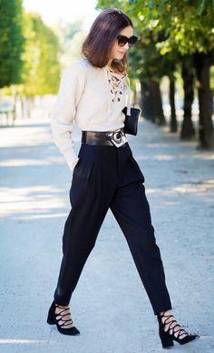 10 Ideas Estilosas Para Usar Un Cinturón | Cut & Paste – Blog de Moda
