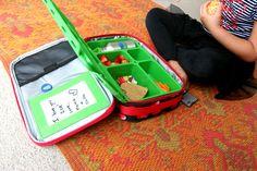 Go Green Lunch Box: Eco-Friendly Kids Lunch Box
