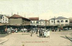 Paris 20e : cartes postales des années 1900