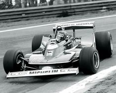 Gilles ! 312T4 1979 @The LIMIT !!