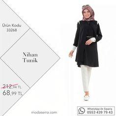 Bu haftanın ürünlerinden Nihan Tunik >> http://goo.gl/cuWNfu