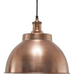 copper pendant light - Google Search
