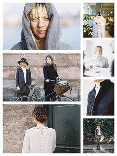 Kinfolk's Minimalist Clothing Line, Ouur. To open spring/summer 2015