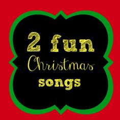 2 fun kids Christmas songs that are easy to learn (for kids and adults. Christmas Songs For Toddlers, Childrens Christmas Songs, Preschool Christmas Songs, Skits For Kids, Christmas Skits, Best Christmas Songs, Xmas Songs, Christmas Program, Christmas Concert