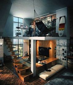 #architecture_hunter Loft 69, by Peter Ang Photographer: Unknown