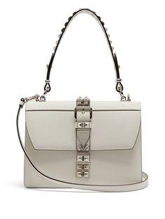 Prada Elektra stud-embellished leather bag Meilleurs Sacs De Créateurs,  Bottega Veneta, Sac f2aa21dc24d