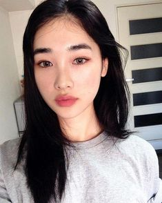 Korean makeup tips – You can use this to acquire your chosen color. This allows … - Makeup Tips Summer Korean Makeup Look, Korean Makeup Tips, Korean Makeup Tutorials, Asian Makeup, Korean Makeup Tutorial Natural, Eyeshadow Tutorials, Korean Beauty, Indian Beauty, Eyeliner Make-up
