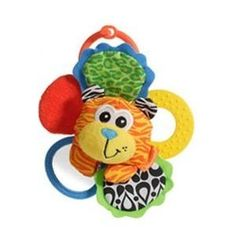 Infantino Rattle Pal, Zebra or Tiger  $12.48 - we paid $2.99