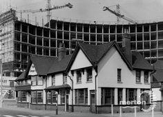 The Crown Inn, Morden (2). London History, Local History, Sutton Surrey, Greater London, South London, Wimbledon, Childhood Memories, Crown, Park