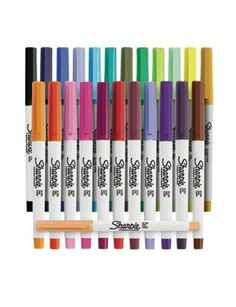 Sharpie Ultra Fine Markers (Set of 24)